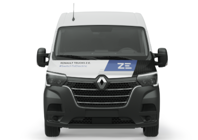 Renault Master Z.E. 100% elektrisch