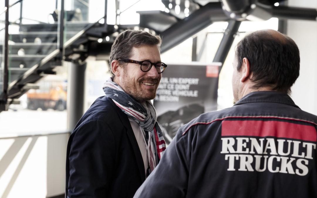 """Sales Representative """"Lichte bedrijfswagens & Trucks"""" – regio Antwerpen"""